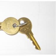 Schlüssel L550 Löwen Dart